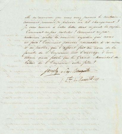 Joseph BONAPARTE (1768-1844) frère aîné de Napoléon, Roi de Naples puis d'Espagne