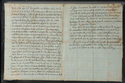 Jean-Baptiste-Pierre SAURINE (1733-1813) évêque constitutionnel et conventionnel...