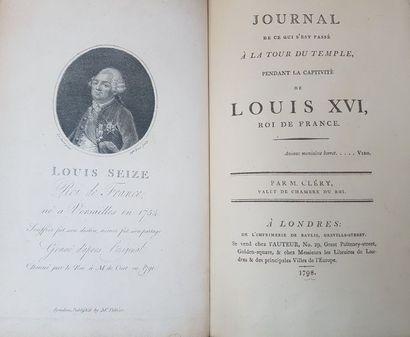 CLERY (Jean-Baptiste-Antoine Hanet, dit)