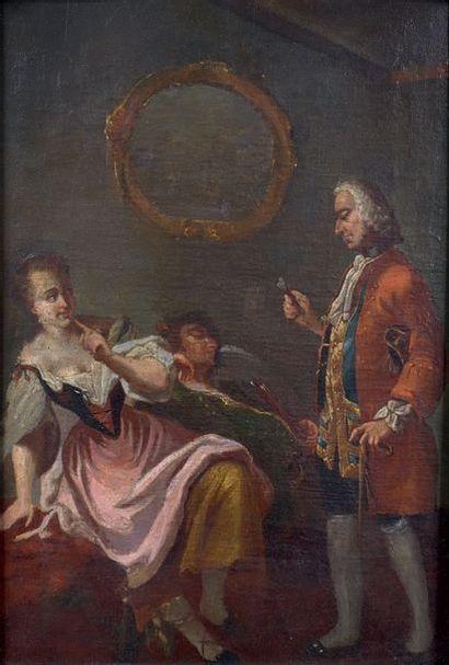 Ecole VÉNITIENNE du XVIIIème siècle