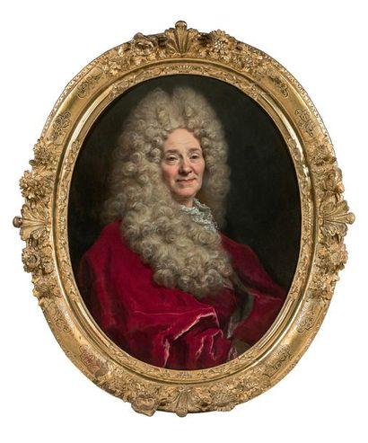 Nicolas de LARGILLIERRE (Paris 1656 - 1746)