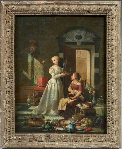 François JACOBS (Bruxelles 1780 - Rome 1808)