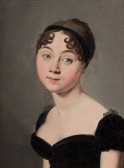 Louis Léopold BOILLY (La Bassée 1761 - Paris 1845)