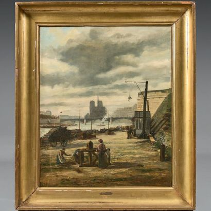 Stanislas LEPINE (Caen 1835 - Paris 1892)