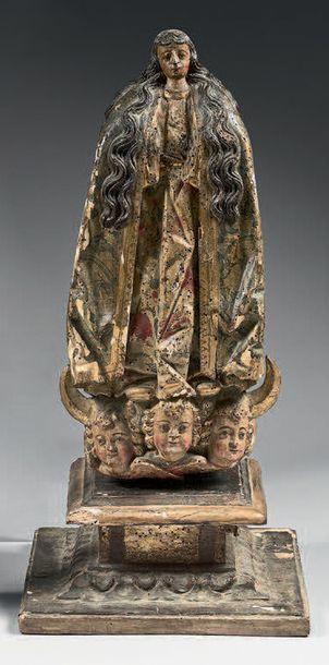 Grande Vierge de l'Immaculée Conception en...