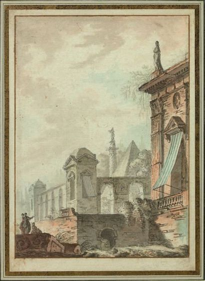 Jean Henri Alexandre PERNET (Paris 1763 - ?)