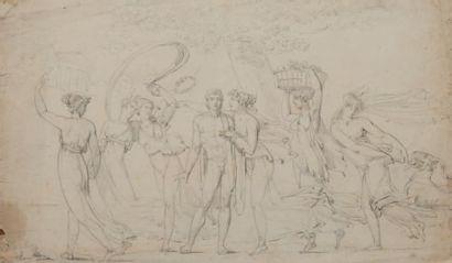 Jean-Henri MARLET (Autun 1771 - ? 1847)