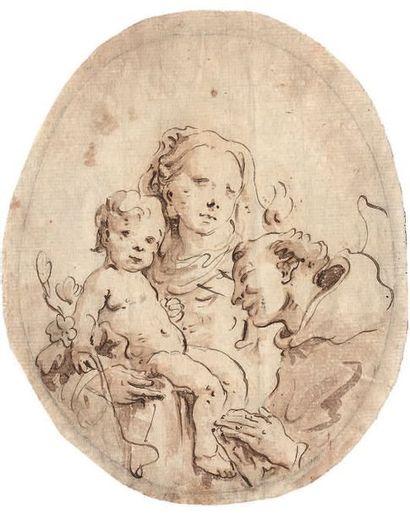 Attribué à Giovanni Battista TIEPOLO (1696 - 1770)