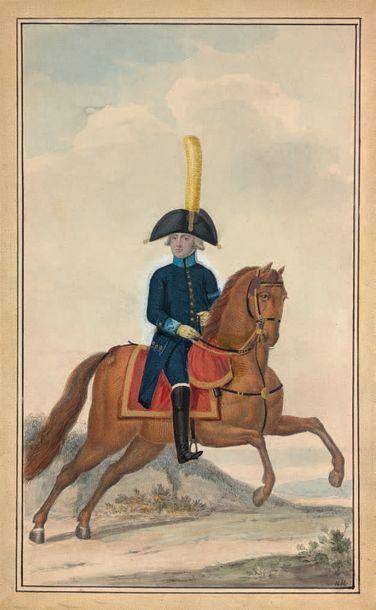 Nicolas HOFFMANN (Darmstadt 1740 - 1823)