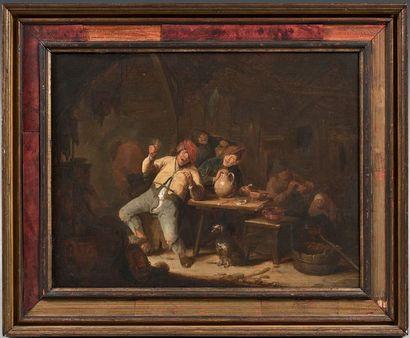 Jan Miense MOLENAER (Haarlem 1610 - 1668)