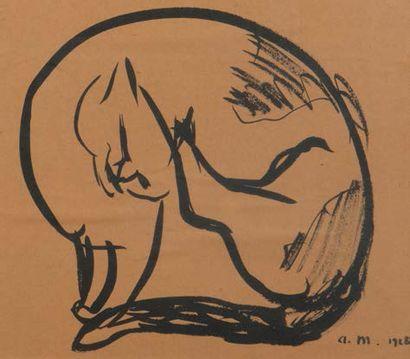 Albert MARQUET (1875 - 1947) d'après