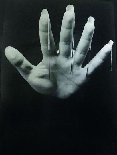 David MIGUEL (Né en 1974) Sans titre, 2008...