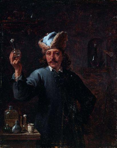 David TENIERS II le Jeune (Anvers 1610 -...
