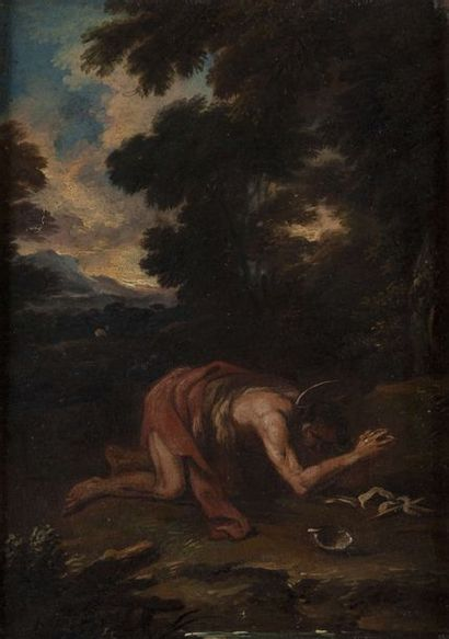 ÉCOLE ITALIENNE de la Fin du XVIIe siècle...