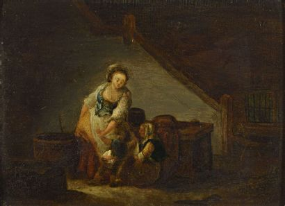 BILCOQ Marie (Attribué à) (Paris 1755 – id....