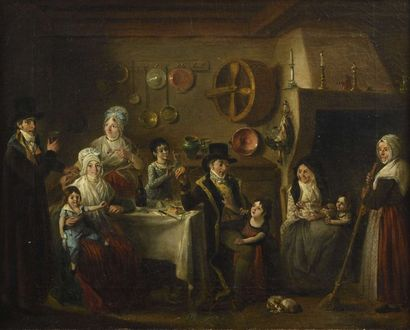 GAMELIN Jacques (Carcassone 1738 - Carcassone...