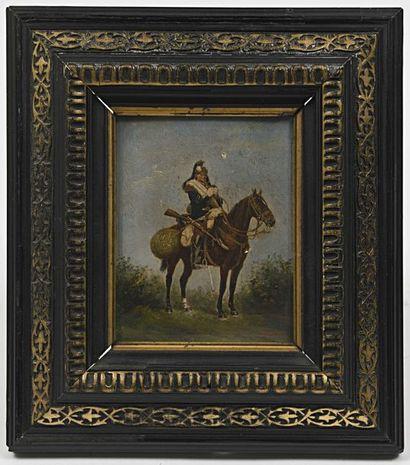 DETAILLE Edouard (1848-1912) L'artilleur...