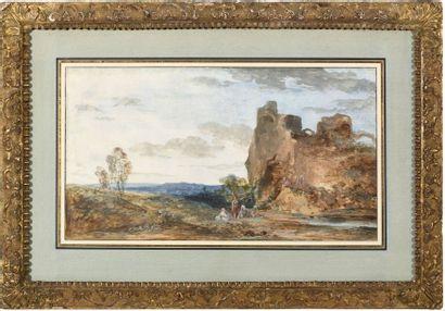 MOREAU Louis Gabriel dit Moreau L'Aîné (Paris...