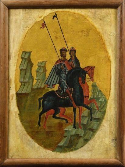 Stelletsky, Dimitri Seminovitch (1875-1947)...