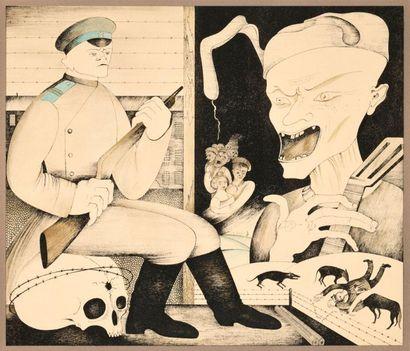Mikhail CHEMIAKIN (1943-) Illustrations......