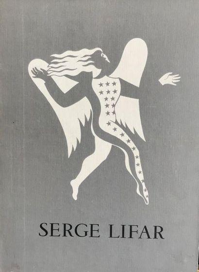 Lucienne PAGEOT - ROUSSEAU (1899-1955) Serge...