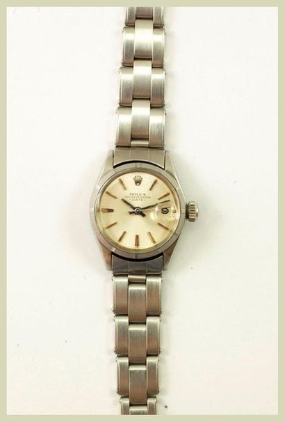 Rolex Oyster Perpetual Date référence 6519,...