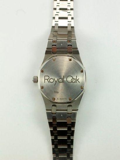 AUDEMARS PIGUET   Royal Oak Dual Time   Lot N°6 - Référence E-62576   Montre...