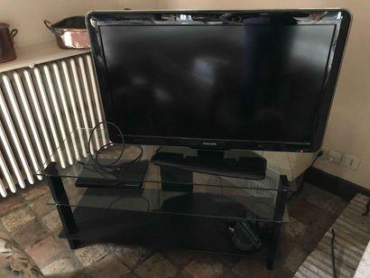 Téléviseur Philips écran plat (93.5cm) et...