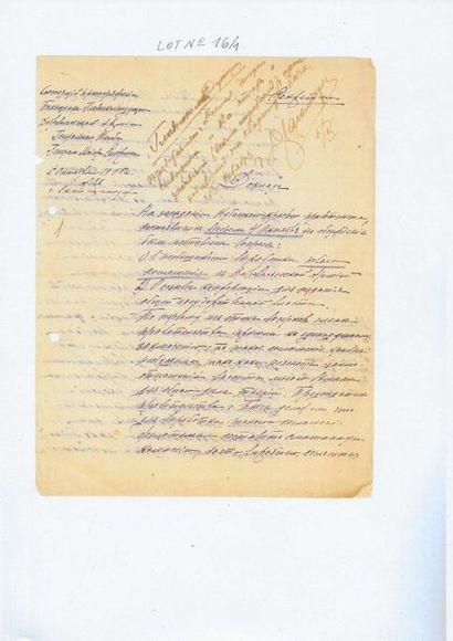 17 Sidorin, Vladimir Ilitch, major général,...