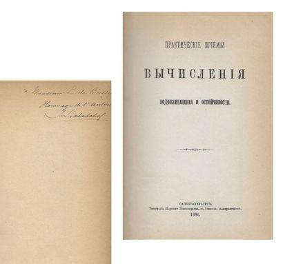 47 Likhatchev, Ivan Fedorovitch (1826-1907)....