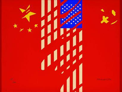 13 Gérard FROMANGER (Né en 1939) China, USA,...