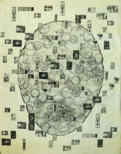 45 Ruth FRANCKEN (1924 - 2006) Identification,...