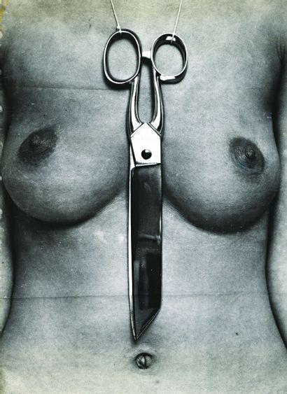 46 Ruth FRANCKEN (1924 - 2006) Lilith. Impression...