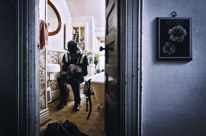 42 Ian POOL Darth Vader Tirage photographique...