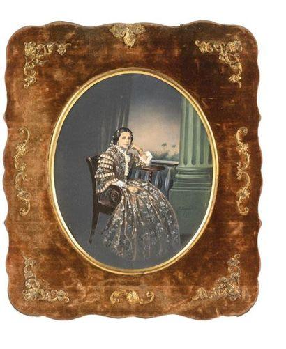 Krivtsova,Natalia Sergueyevna, née Salova...