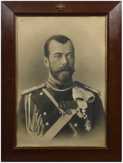 Nicolas II, empereur de Russie ( 1868 - 1918...