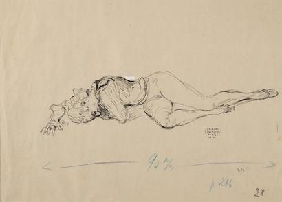 (SERGE LIFAR) Serge IVANOFF (1893-1983 Serge...