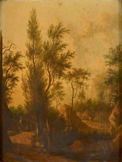 Frederick de MOUCHERON (Emden 1633-Amsterdam 1686), attribué à