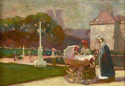 Emmanuel JODELET (1883-1969)