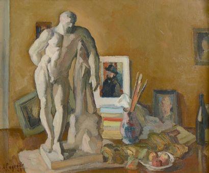 André RAGEADE (1890-1978)