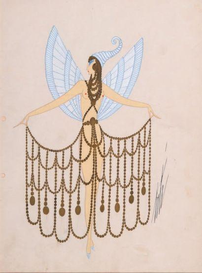 Romain de TIRTOF (1892-1990) dit ERTE
