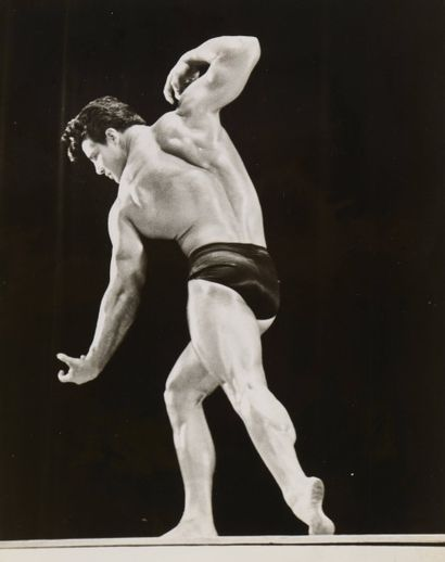 14 Lilo KORENJAK (XXe siècle) Steeve Reeves....