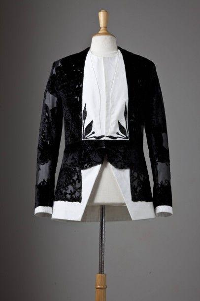 28 KPARGAÏ Couture Wolfgaï (tissus Wolff,...