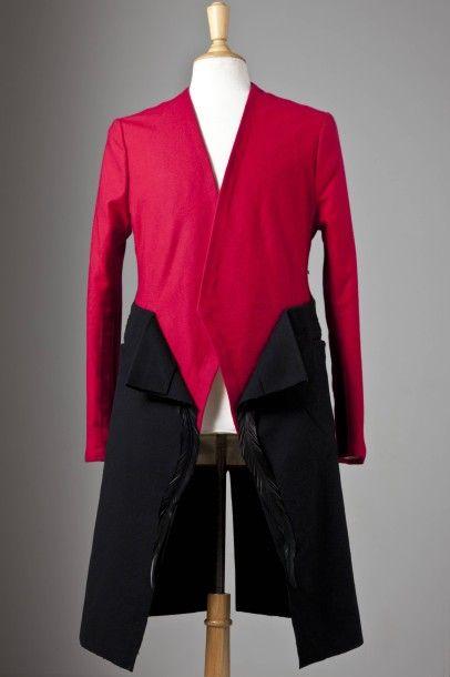30 KPARGAÏ Couture Aigle Noir (Tissu Wolff,...