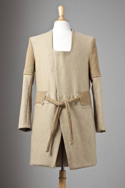 31 KPARGAÏ Couture Dune (Tissus d'une autre...