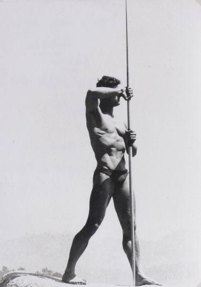 4 Patrick SARFATI (1958) Domingos au javelot...