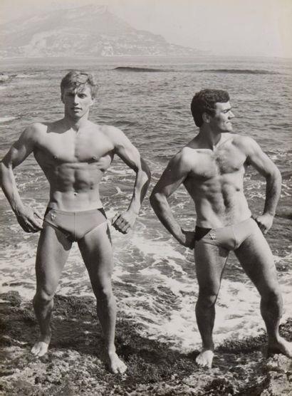 6 Jean FERRERO (1931) Gene Mory et Tito Cento...