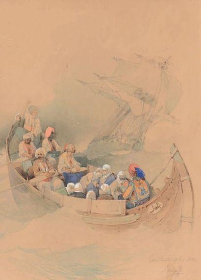 DOROGOFF Alexandre Matveevich (Saint-Pétersbourg, 1819-1850)