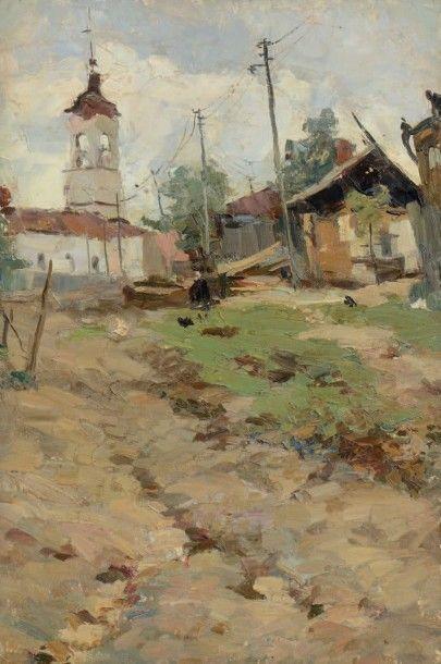 MATVEEV Vladimir A., école russe de la seconde moitié du XXe siècle