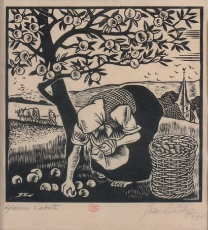 LEBEDEFF Jean (1884-1970)